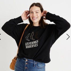 Les Femmes Modernes Sweatshirt